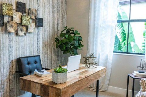 A casa come in ufficio. Come ricavare uno spazio smart working
